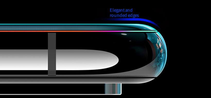 محافظ صفحه نمایش Nillkin 3D DS+MAX سامسونگ S9 plus