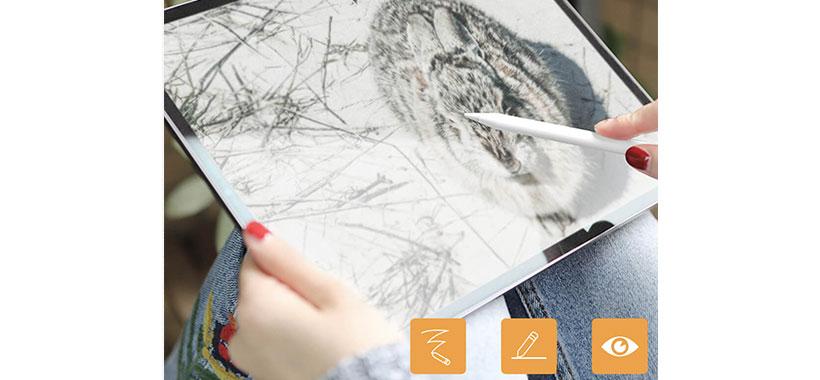 محافظ صفحه iPad Pro 12.9 2018/2020