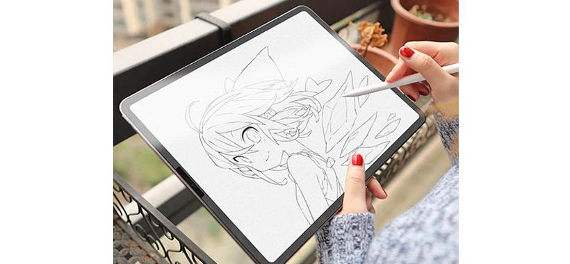 برچسب محافظ iPad Pro 12.9 2018/2020
