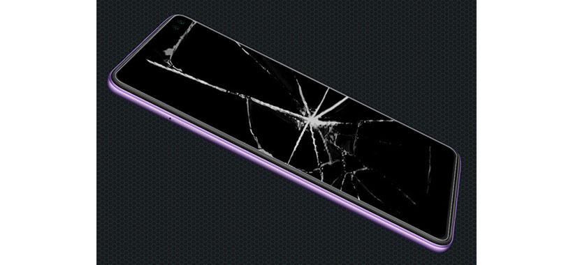 محافظ صفحه نمایش شیشه ای نیلکین شیائومی ردمی K30/K30 5G
