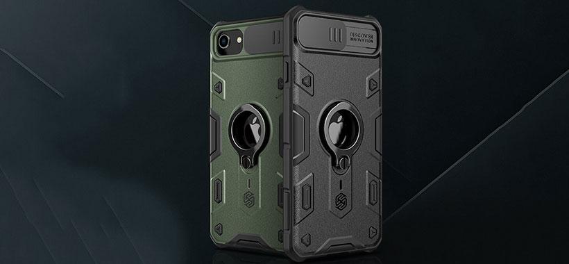 قاب نیلکین CamShield Armor آیفون 7/8/SE 2020