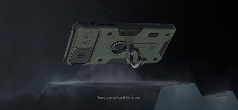 قاب محافظ iphone 11 pro مدل Nillkin CamShield Armor
