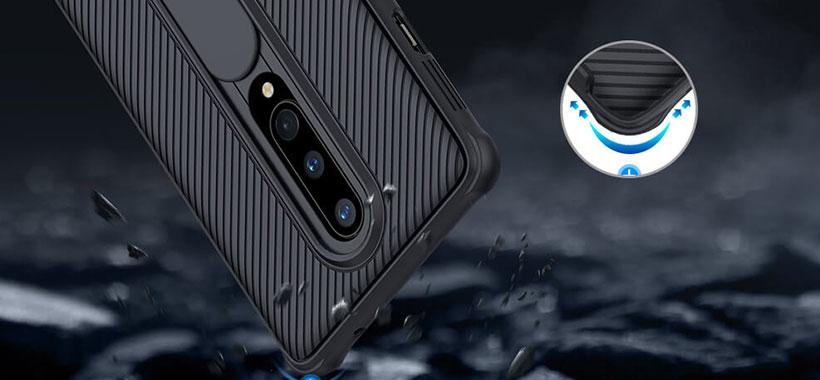 قاب محافظ OnePlus 8 مدل Nillkin CamShield Pro