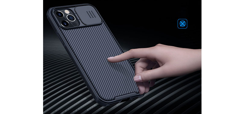 قاب محافظ iPhone 12 Pro Max مدل Nillkin CamShield Pro Pro Magnetic