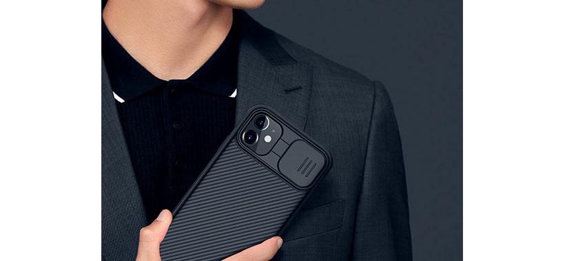 قاب محافظ iPhone 11 مدل Nillkin CamShield Pro Pro