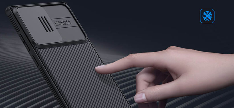 قاب محافظ Note 20 ultra مدل Nillkin CamShield Pro