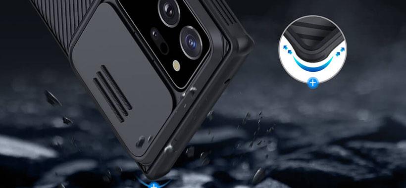 قاب نیلکین CamShield Pro سامسونگ Note 20 Ultra