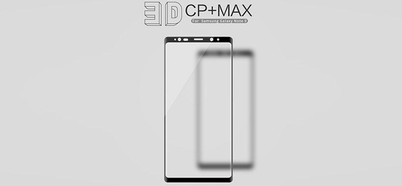 محافظ صفحه نمایش شیشه ای نیلکین CP+ Max Glass Samsung Note 9