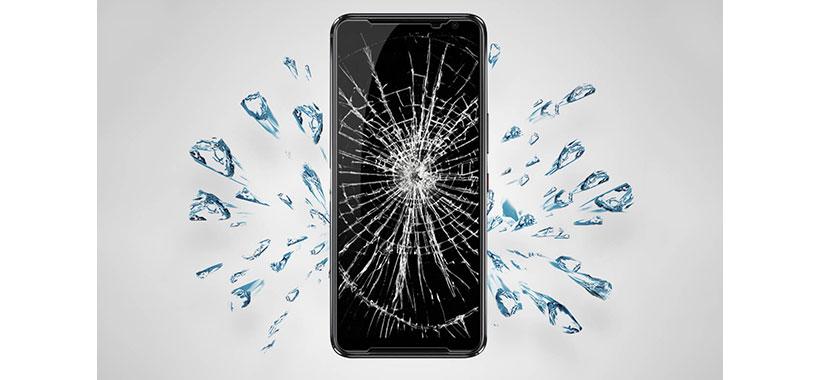 محافظ صفحه نیلکین CP+ Pro گوشی ROG Phone 3/3 Strix