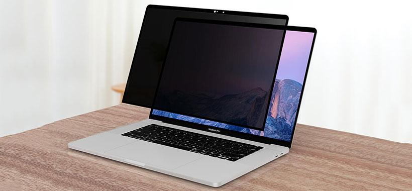 محافظ صفحه حفظ حریم خصوصی نیلکین برای لپ تاپ مک بوک پرو 13.3 و مک بوک ایر13.3