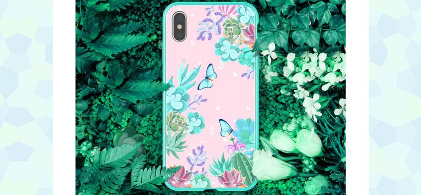 قاب مگنتی نیلکین Floral