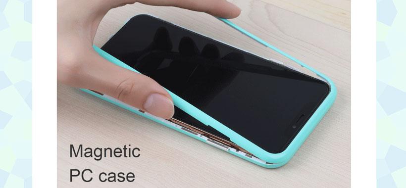 کاور گلدار نیلکین iPhone XS Max