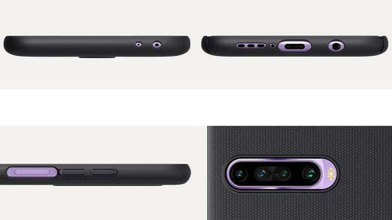 قاب فراستد نیلکین Xiaomi Redmi K30/K30 5G