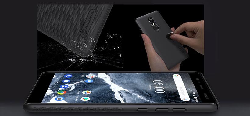 قاب نیلکین Nokia 5.1