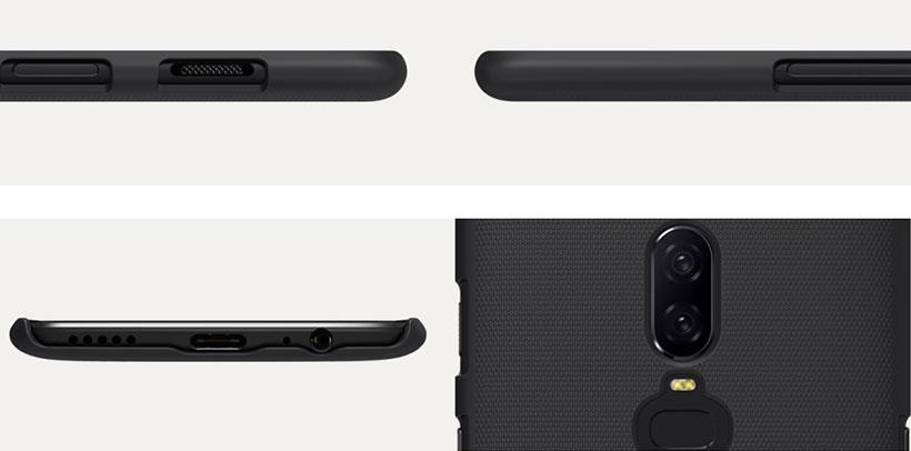 قاب نیلکین گوشی OnePlus 6