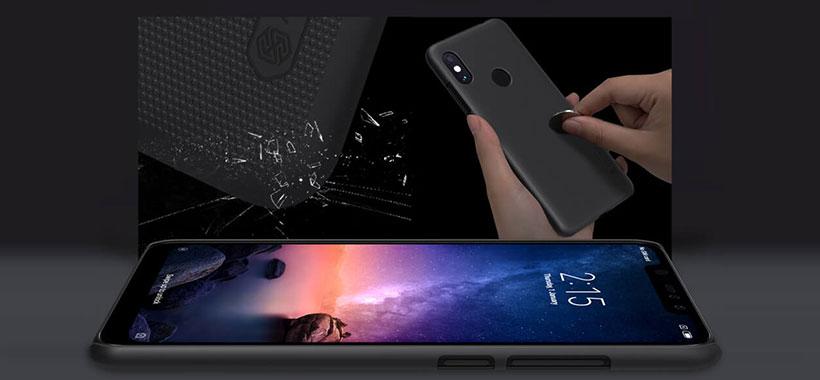 قاب فراستد نیلکین شیائومی Redmi Note 6 Pro