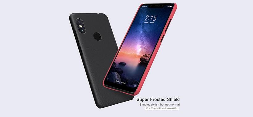 قاب نیلکین شیائومی Redmi Note 6 Pro