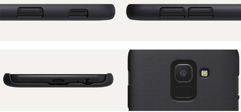 قاب محافظ Samsung J6
