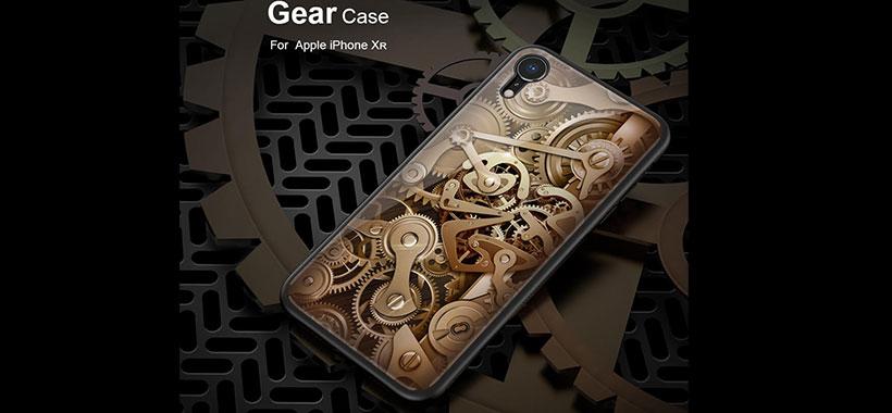کاور طرحدار نیلکین iPhone XR