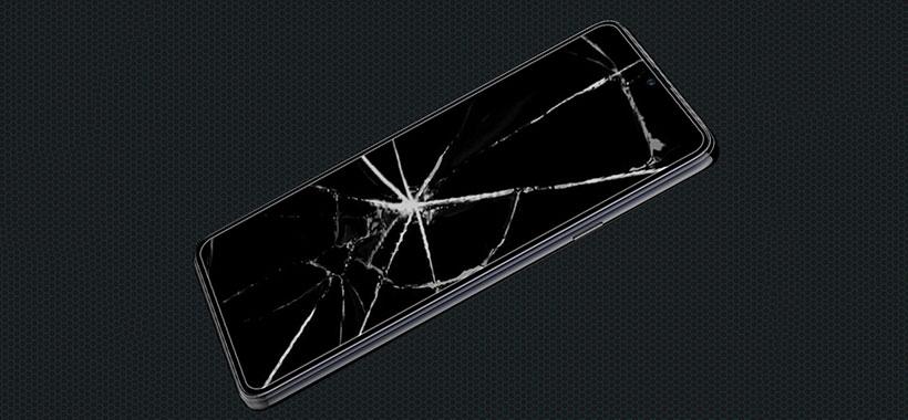 محافظ صفحه نمایش شیشه ای نیلکین سامسونگ Nillkin H A20s