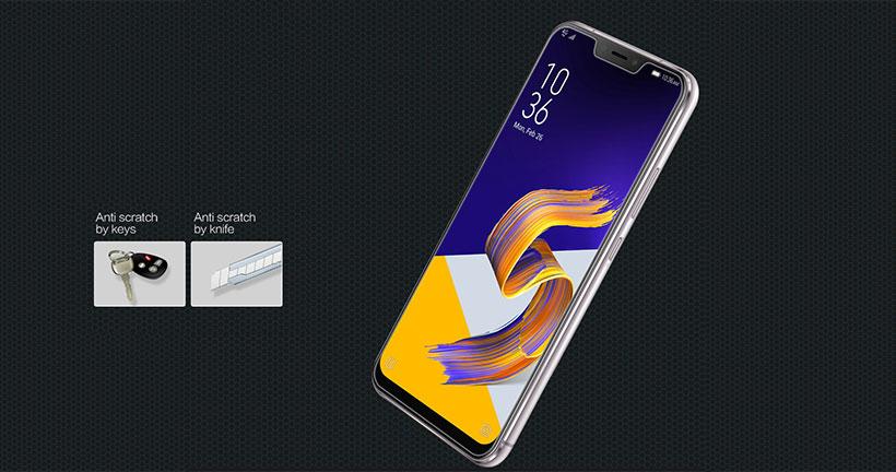 گلس نیلکین گوشی Asus Zenfone 5 ZE620KL
