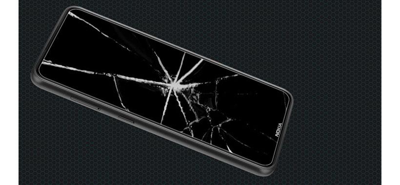 محافظ صفحه نمایش شیشه ای نیلکین نوکیا 7.2