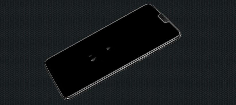 گلس نیلکین گوشی OnePlus 6