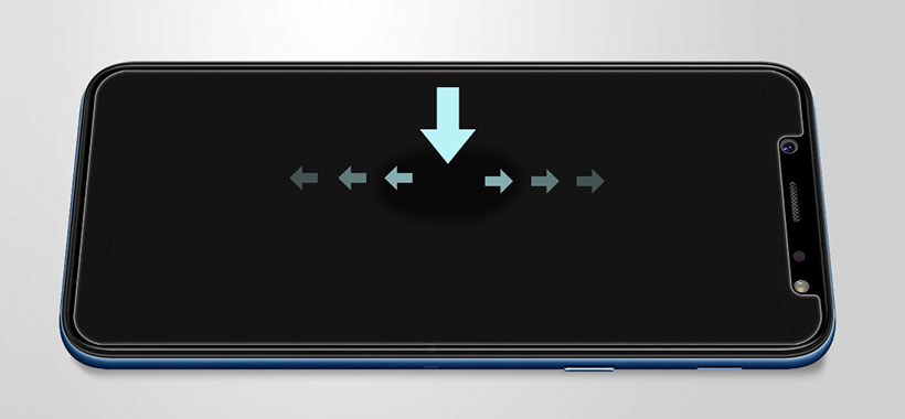 گلس گوشی موبایل Samsung A6 2018