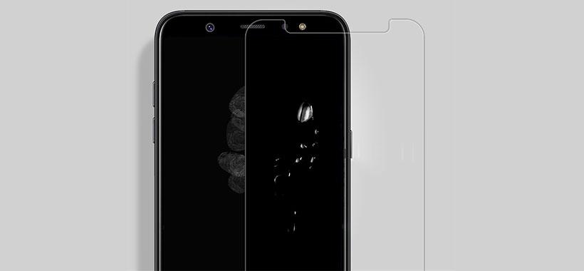 محافظ صفحه گوشی موبایل سامسونگ A6 plus 2018