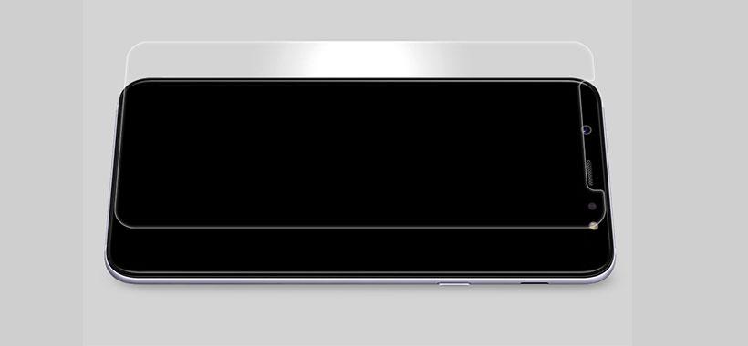 گلس H+ Pro گوشی موبایل سامسونگ A6 plus