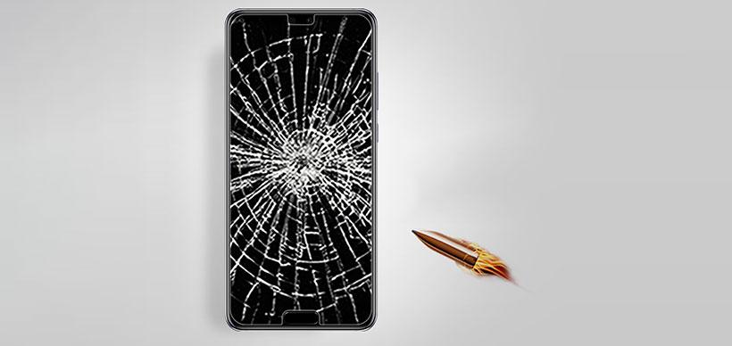 محافظ صفحه نمایش شیشه ای نیلکین هواوی Nillkin H+ Pro Glass Huawei P20 Pro