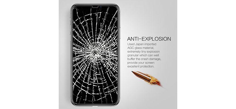 محافظ صفحه نمایش شیشه ای آیفون 11/XR