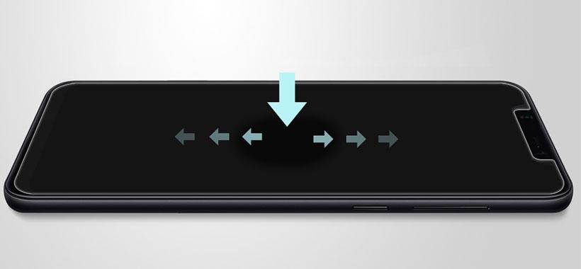 محافظ صفحه Xiaomi mi 8