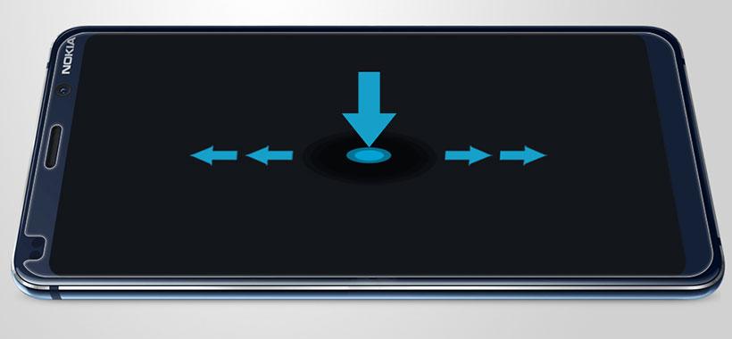 گلس نیلکین Nokia 9 PureView