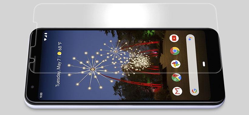محافظ صفحه شیشه ای گوگل پیکسل 3a XL