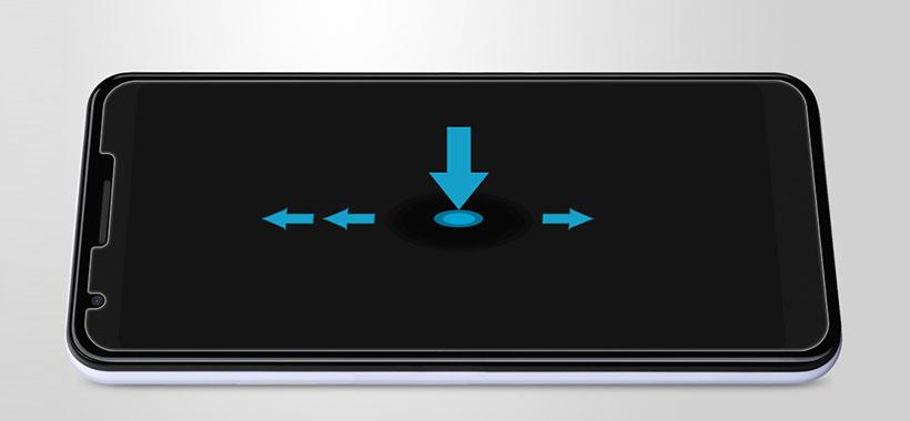گلس نیلکین  گوشی گوگل Pixel 3a XL