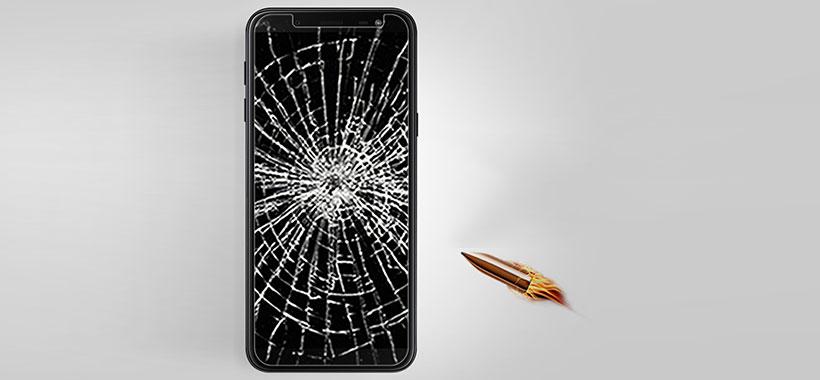 محافظ صفحه گوشی موبایل سامسونگ J6