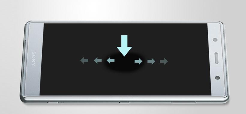 محافظ صفحه نمایش گوشی موبایل Sony XZ2 Premium