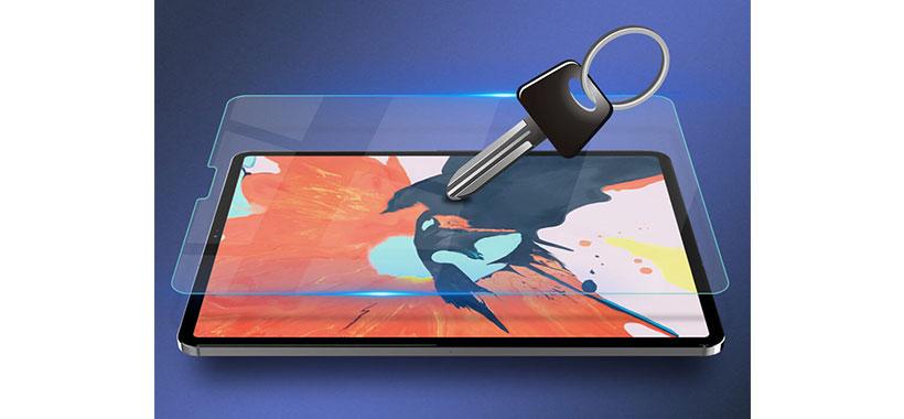 محافظ صفحه نمایش شیشه ای نیلکین Amazing H Plus برای iPad Pro 12.9 2018