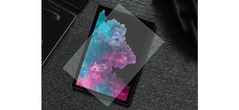 محافظ صفحه نمایش شیشه ای نیلکین Amazing H Plus برای Microsoft Surface Pro 6/5