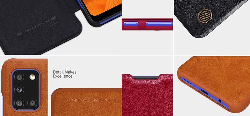 کیف چرمی نیلکین سامسونگ A31