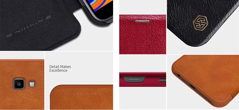 کیف چرمی نیلکین سامسونگ J4 Core