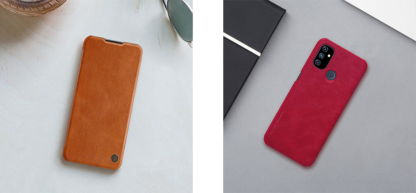 کیف چرمی نیلکین OnePlus Nord N100