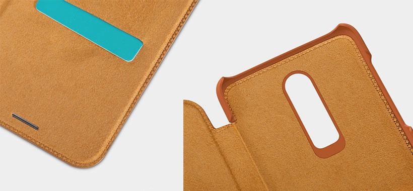 کیف چرمی Qin نیلکین وان پلاس6