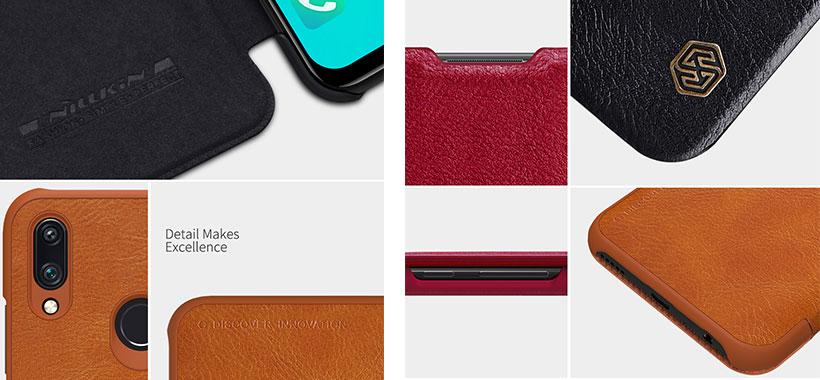 کیف چرمی نیلکین هواوی Huawei P Smart 2019