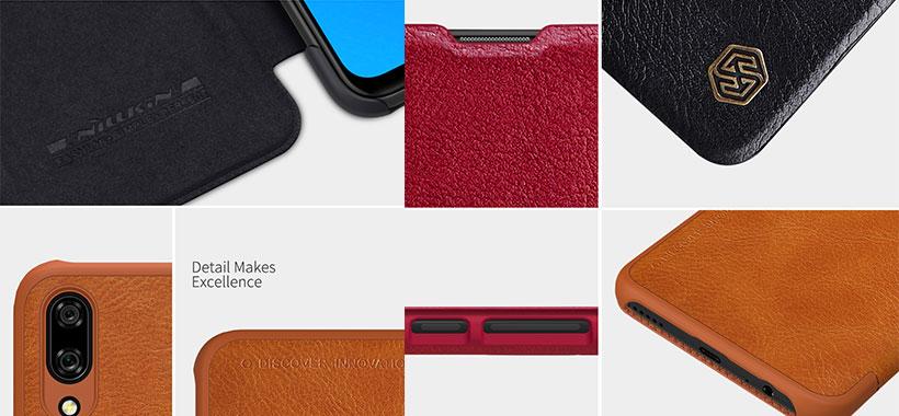 کیف چرمی نیلکین هواوی P Smart Z