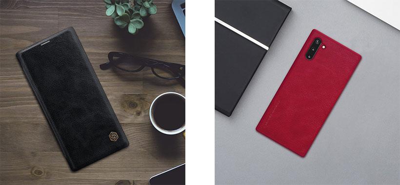 کیف چرمی نیلکینشیائومی Redmi Note 10 5G