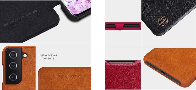 کیف چرمی نیلکین سری Qin