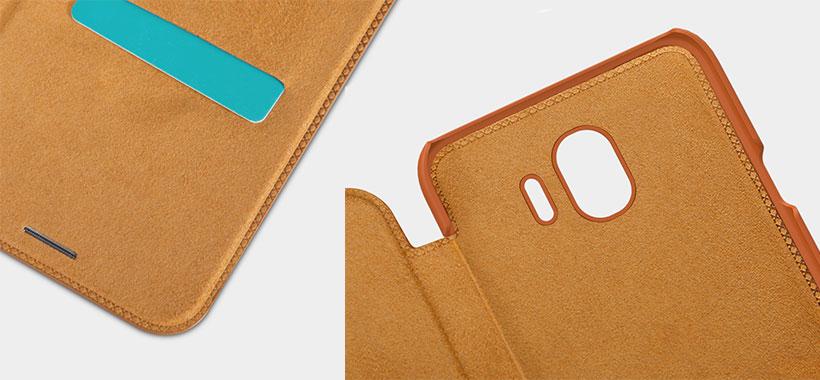 کیف محافظ Qin سامسونگ گلکسی J4