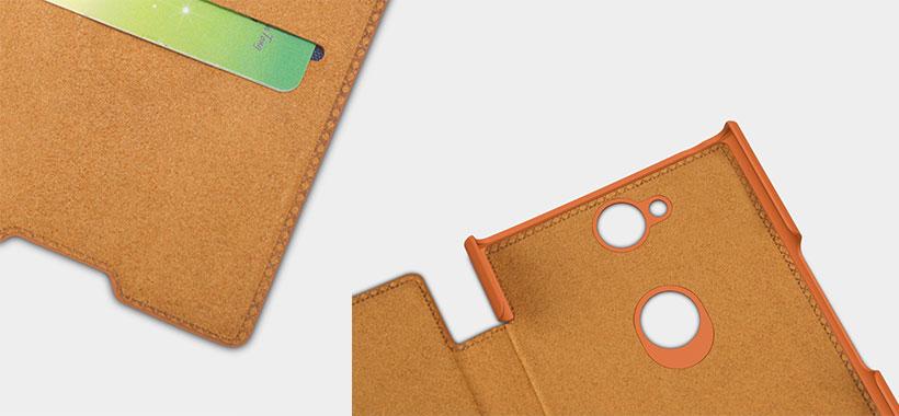 کیف محافظ گوشی XA2 Plus